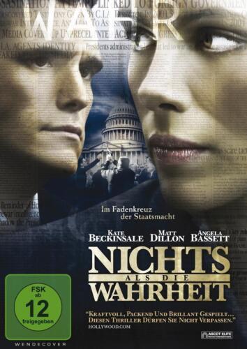 1 von 1 - DVD/ Nichts als die Wahrheit - Kate Beckinsale & Matt Dillon !! NEUWARE !!