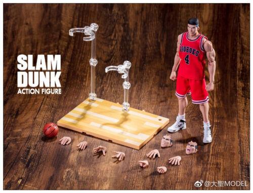 NEW Dasheng Slam Dunk 1//10 Model NO 4 Akagi Takenori Action Figure Toy instock