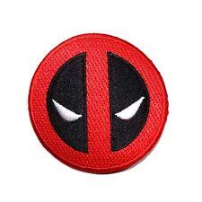Deadpool X-Men Superhero Marvel Comic Movie Jacket Shirt Clothing Bag Iron Patch