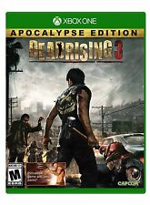 Dead Rising 3: Apocalypse Edition [Xbox One XB1, Zombie Action, Bonus Content]