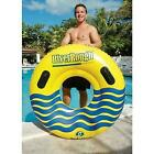 Swimline River Rough 48 in. Heavy Duty Inflatable Tube