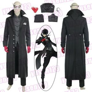 Details About P5 Persona 5 Joker Hero Arsene Halloween Cosplay Costume Comic Con Outfit