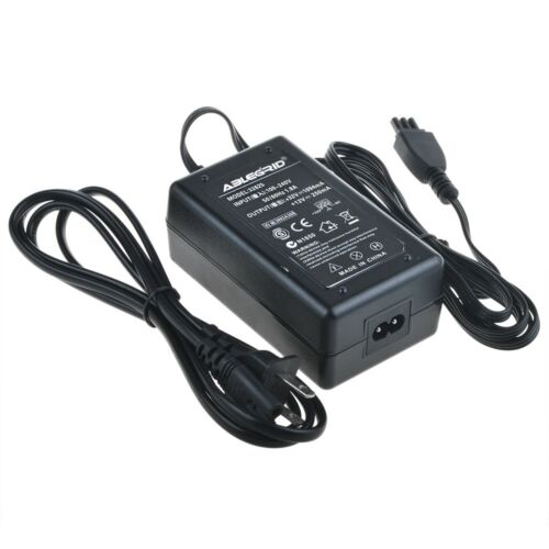 AC-DC Adapter For HP 0957-2304 Printer 32V//12V Power Supply PSU Cord Charger
