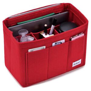 Bridawn-Women-Organizer-Handbag-Felt-Travel-Bag-Insert-Liner-Purse-Organiser