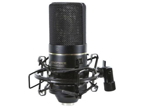 MP Large Diaphragm Condenser Microphone 600800
