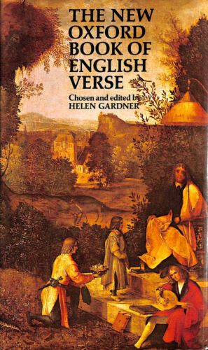 1 of 1 - The New Oxford Book of English Verse, 1250-1950 (Oxford Books of Verse)