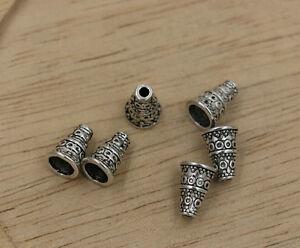 Antique Or Bronze Bead Caps 7 mm M1684 120Pcs Tibetan Silver