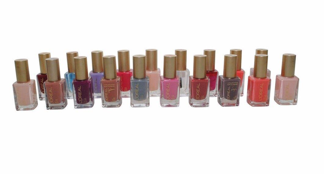 L\'oreal Paris Colour Riche Nail Polish - 500 Violet Vixen   eBay