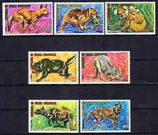Guinée Equatoriale 1975 Animaux (11) n° 51 et poste aérienne oblitérés