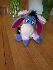 c01bfc0441502 Disney Collectables - Winnie The Pooh Soft Toy - Easter bunny Eeyore 2002