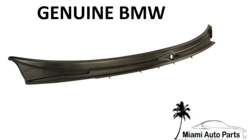 BMW e46 Convertible 323Ci 325Ci 330Ci M3 Cowl Windshield wiper motor cover OEM