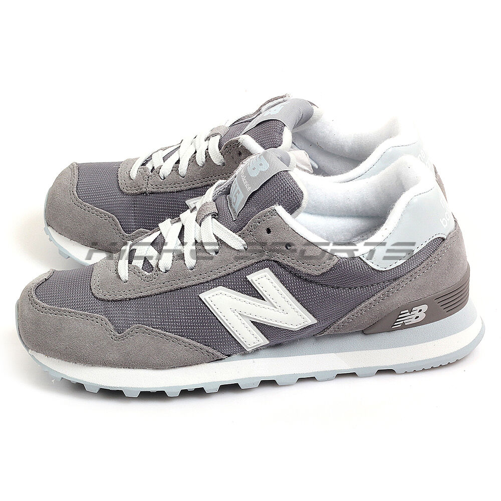 New Classic Balance NB WL515IFC B 2018 Suede Classic New Casual Lifestyle Chaussures  Gris /Blanc 600793