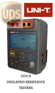 UNI-T-UT513-Insulation-Resistance-Tester