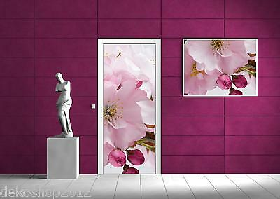 Vlies Tür Türfototapeten Fototapete Tapeten Kirschblüte 8-020 VE T