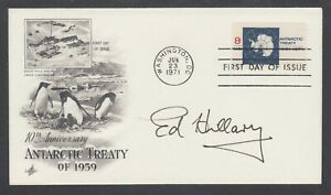 Sir-Edmund-Hillary-New-Zealand-explorer-first-to-summit-Mt-Everest-signed-FDC