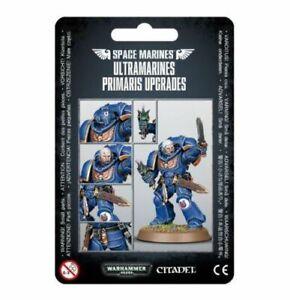 Ultramarines-Primaris-Upgrades-Space-Marines-Warhammer-40K-NIB-Flipside-Blister