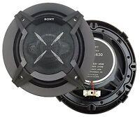 "-2- Sony 6.5"" 3-way Speakers, 270 Watts Peak Power- Xs-fb1630 - 1 Pair"