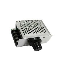 M507 4000W 220V AC SCR Motor Speed Controller Module Voltage Regulator Dimmer