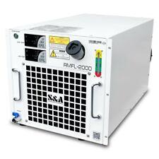 Sampa Rack Mount Recirculating Laser Chiller Rmfl 2000 For 2kw Fiber Laser Welder