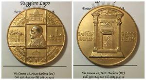 Medaille-Vatican-Pio-XII-1950-Jubile-Opus-Martin-Bonne-Dorure