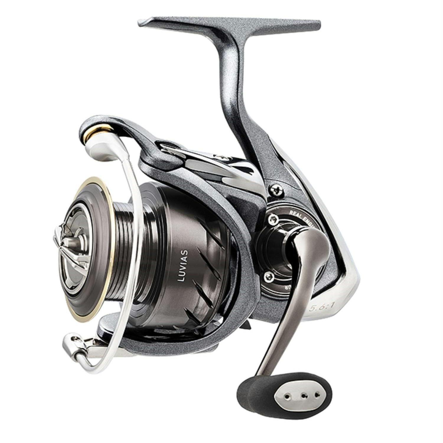Brand NEW Daiwa LUVIAS2510PE-H Luvias Zaion Body 5.7:1 Spinning Fishing Reel