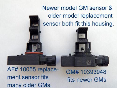 3.25 OD MAF Housing air straightener for Cadillac GM CTS Yukon Sierra 83mm OD