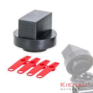 set 1 x wagenheber adapter gummi auflage f r mercedes. Black Bedroom Furniture Sets. Home Design Ideas