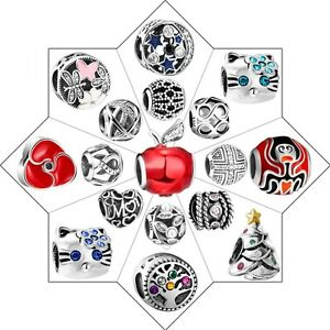 European-Silver-Charms-Bead-Fashion-Jewelry-Hot-Gift-Fit-925-sterling-Bracelets