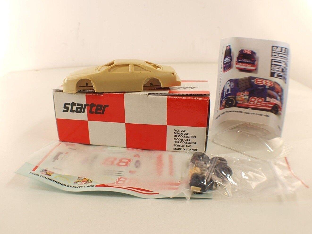 Starter FOR070 Ford Thunderbird 1996 kit résine 1 43 neuf en boite mint in box