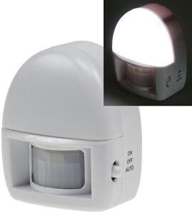 LED-Lamparilla-con-Sensor-Movimiento-Lampara-noche-Luces-de-la-Luz-nocturna