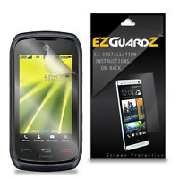6X EZguardz NEW Screen Protector Skin Cover HD 6X For Pantech Vybe P6070 (Clear)