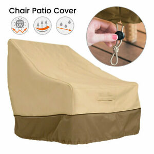Garden-Patio-Waterproof-Furniture-Chair-Cover-Single-For-Home-Deck-Lawn-Outdoor