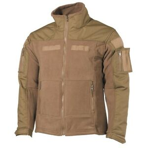 Image is loading Professional-Tactical-Military-Fleece-Jacket -COMBAT-High-Defense- 44190ecf7dd