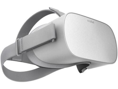 VR Headsets: Oculus Go