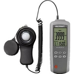 Luxmetro-per-led-voltcraft-ms-200led-se