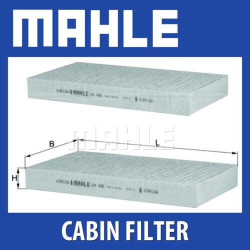 Mahle Polen Filtro Cabina Filtro-Carbon Activado lak426//s Renalut Laguna