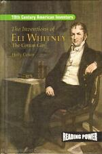 NEW The Inventions of ELI WHITNEY 19th Century American Inventors Series History
