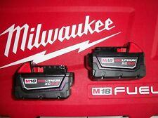 Milwaukee 48-11-1850 M18 REDLITHIUM Xc5.0 Extended Capacity Battery 18volt