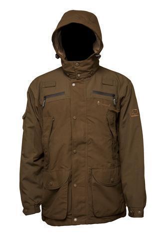 Pinewood Para Hombre Chaqueta de Abrigo de disparo de caza Mufflon al aire libre Impermeable S-XXL