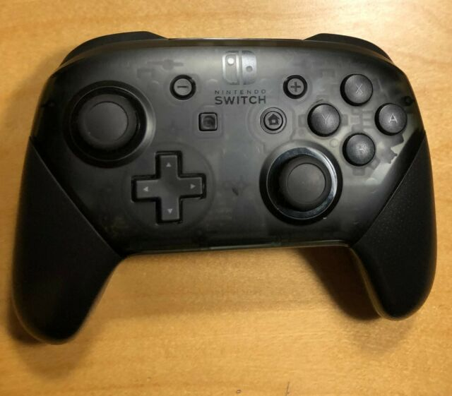 Nintendo HACAFSSKA Wireless Controller for Switch - Black, Excellent quality