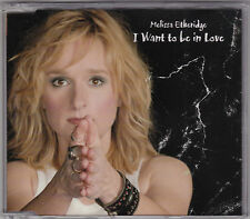 Melissa Etheridge - I Want To Be In Love - CD (588 676-2 Island 4 x Track)