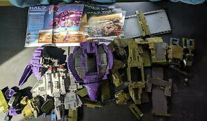 Mega-Bloks-Halo-HUGE-20pound-lot-Interlocking-Building-Sets-incomplete