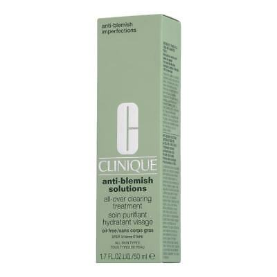 Clinique Anti-Blemish Solutions - All-Over Clearing Treatment 50ml