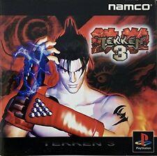 USED Tekken 3 Japan Import PS