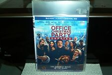 """Office Christmas Party (DVD & DC 2017) """"Theater Version 105 Minutes"""" Read Below"""""""