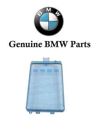 BMW E23 733i E24 633CSi E30 318i 325 M3 Fuse Box Cover 61 13 1 368 802