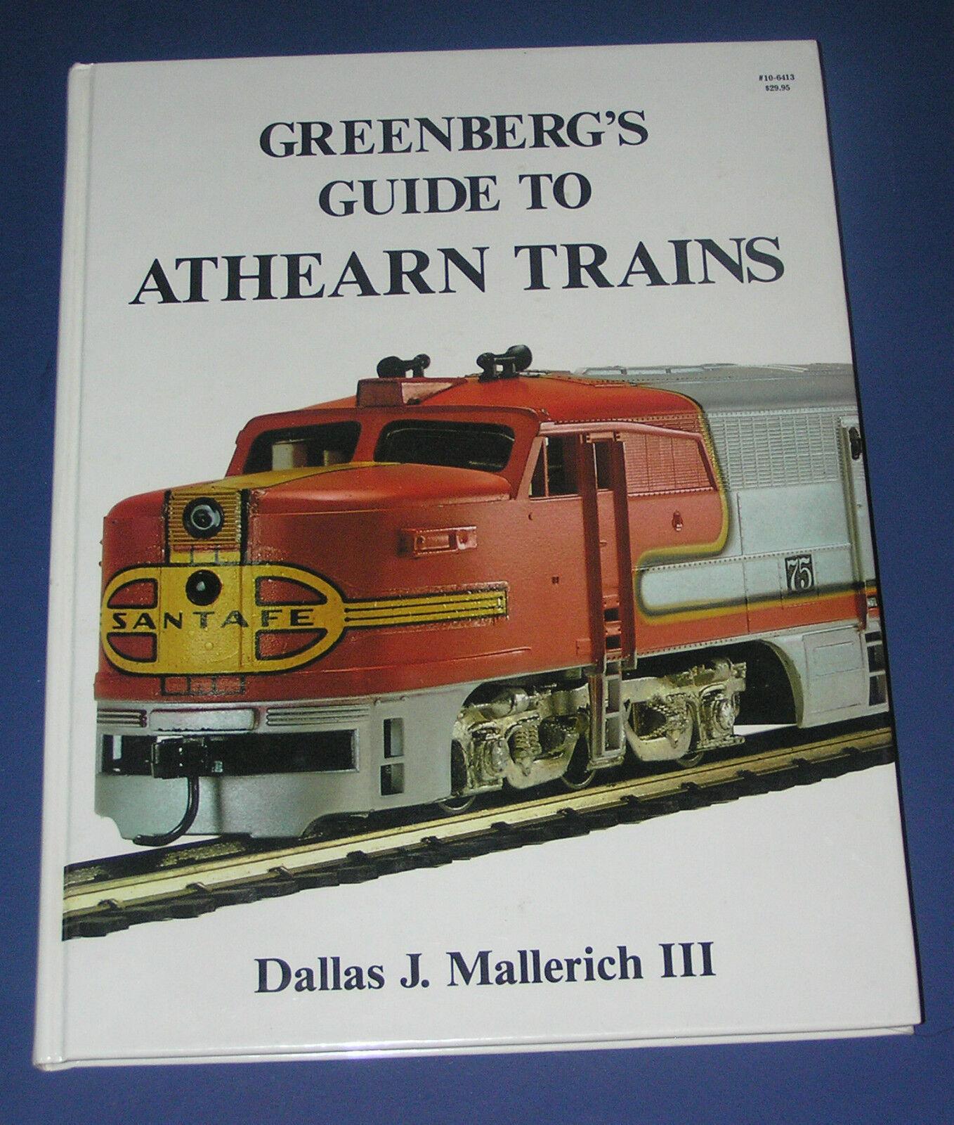 verdeBERG'S GUIDE TO ATHEARN i treni