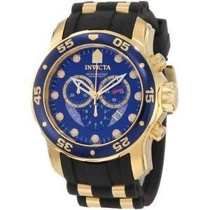 9780206fdea Invicta Pro Diver Chronograph 6983 Wrist Watch for Men for sale ...