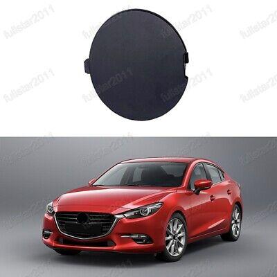 1PCS Front Bumper Tow Hook Cover Cap for Mazda 3 Axela 2014-2016