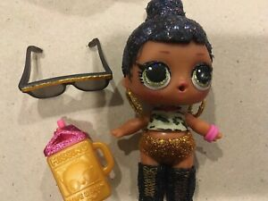"LOL Surprise Doll Honey Bun Holiday Bling Series Big Sister 3/"" figure toy gift"